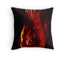 Contradictory, Corresponding (few things will catch your heart) Throw Pillow