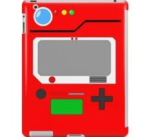 Classic Pokedex iPad Case/Skin