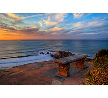 Shelter Cove Photographic Print