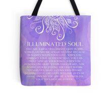 Illuminated Soul Tote Bag