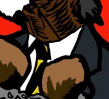 Emancipation of An Office Worker Sticker