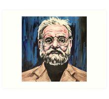 Bill Murray Portrait. Art Print
