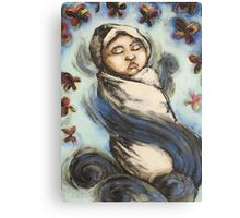 Restful Dream Canvas Print