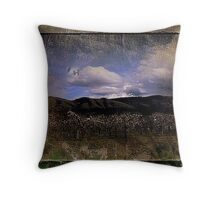 Apple Trees In BloomAgain Throw Pillow