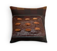 Sweet Rainy Day Treat Throw Pillow