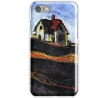 LightHouse (After E.Hopper) iPhone Case/Skin