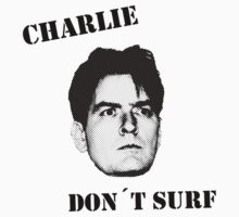 Charlie don't surf - Cool Mashup One Piece - Short Sleeve
