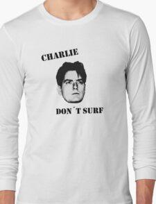 Charlie don't surf - Cool Mashup Long Sleeve T-Shirt