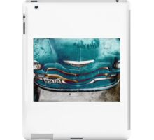 Vintage Classic Chevy iPad Case/Skin