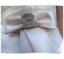 Wedding Bow Poster