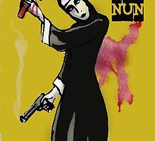 GUN NUN COVER by morphfix