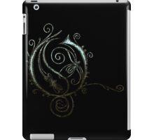 LATTICE LETTER O - shiny water iPad Case/Skin