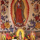 Mesilla Mary 5 - New Mexico by Larry Costales