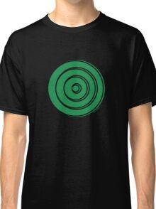 Mandala 33 Green With Envy  Classic T-Shirt