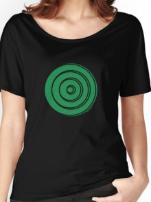 Mandala 33 Green With Envy  Women's Relaxed Fit T-Shirt