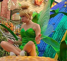 Tinkerbell by ohheytylar