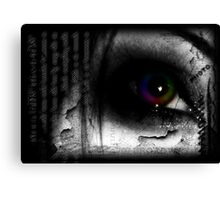 whats in a look... Canvas Print
