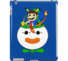 The Ultimate Fighter iPad Case/Skin