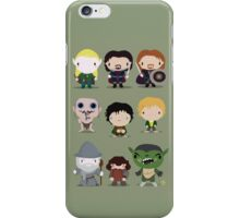 LOTR iPhone Case/Skin