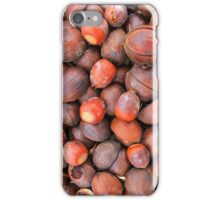 Nuts About Fall Camo  iPhone Case/Skin
