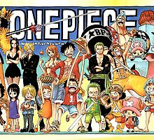 One piece crew by Bonedoggy101