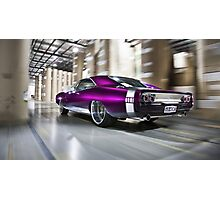 1968 Dodge Charger Photographic Print