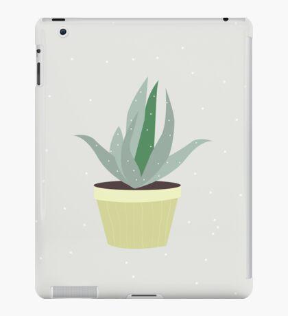 Succulent V1 iPad Case/Skin