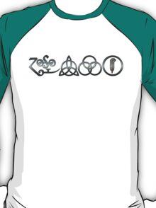 TRIQUETRA - brushed metal H T-Shirt