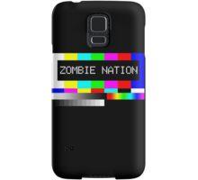 Zombie Nation - TV Samsung Galaxy Case/Skin