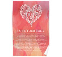 Love Your Body Poster