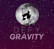 Wicked Defy Gravity by Mason Northcutt