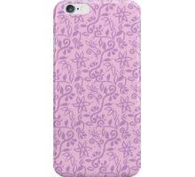 Rapunzel Pattern Variant iPhone Case/Skin