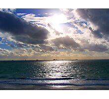 Sea Liner`s Photographic Print