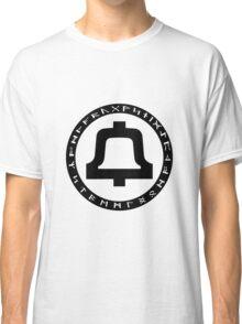 Bell Telephone Logo w/Runes Classic T-Shirt