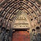 Strasbourg Archway by AmyRalston