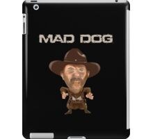 Buford Mad Dog Tannen 1885 Back To The Future iPad Case/Skin
