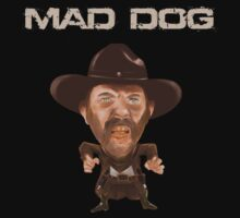 Buford Mad Dog Tannen 1885 Back To The Future by movieshirtguy