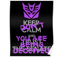 DON'T Keep Calm Poster