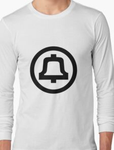 Bell Telephone Logo Long Sleeve T-Shirt