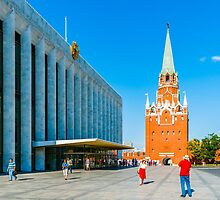 Complete Moscow Kremlin Tour - 15 of 70 by luckypixel