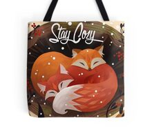Stay Cozy Tote Bag