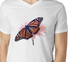 Monarch Mens V-Neck T-Shirt