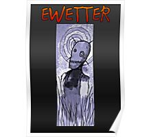 EWETTER COVER DESIGN Poster