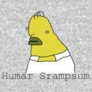 Humar Srampsum by dangerbird
