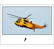 Rescue Me Photographic Print