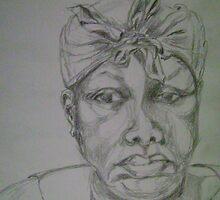 Raggie Mae by bxelant