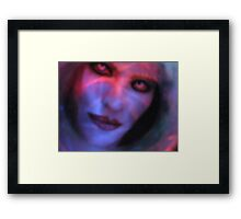 The Human Heartless Framed Print