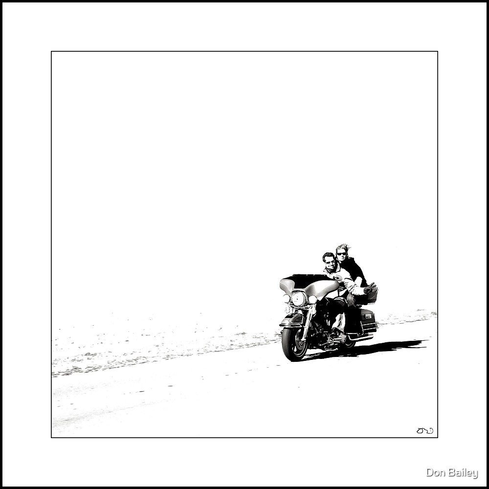 Peace of the Road by Don Bailey