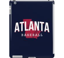 Atlanta Pride - Baseball 2 iPad Case/Skin