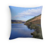 LLyn Geirionydd Throw Pillow